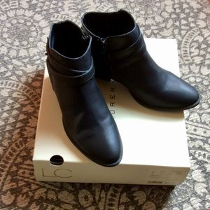 Lauren Conrad Ankle Boots - Sz 7